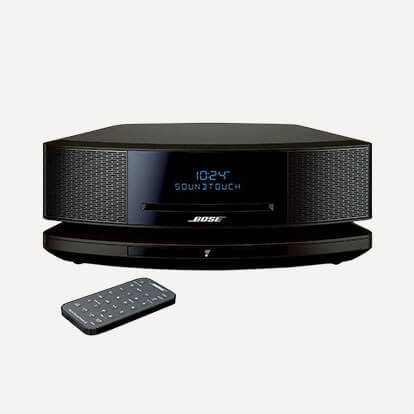 BOSE(ボーズ) 小型高音質コンポ Wave SoundTouch music system IV