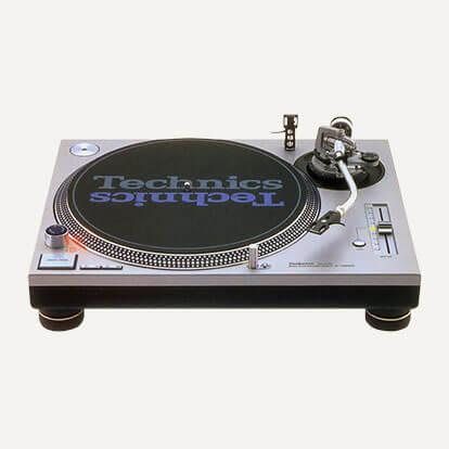 Technics(テクニクス) ターンテーブル SL-1200MK5