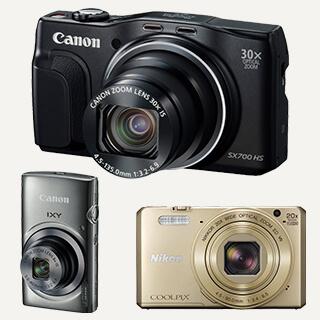 デジタルカメラの買取なら広島リサイクルショップくん