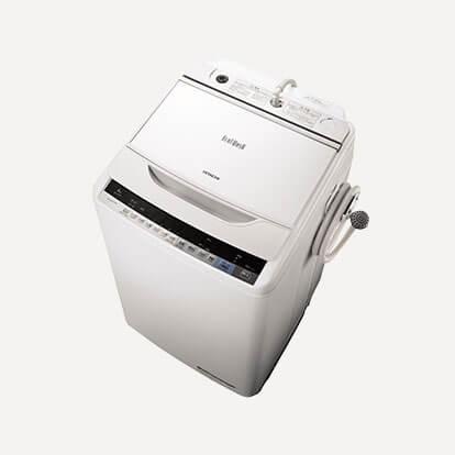 HITACHI(日立製作所)ビートウォッシュ BW-V80A 縦型洗濯機