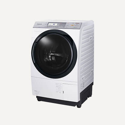 Panasonic(パナソニック)NA-VX8700L ドラム式洗濯機