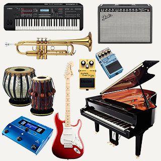 楽器の買取なら広島リサイクルショップくん
