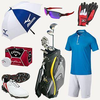 ゴルフクラブなどゴルフ用品の買取なら広島リサイクルショップくん