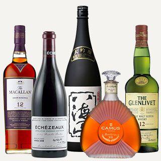 ワインやブランデーなどお酒の買取なら広島リサイクルショップくん