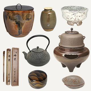 茶道具の買取なら広島リサイクルショップくん