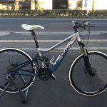 ジャイアント GIANT トランス TRANCE1 MTBバイク 26インチを買取