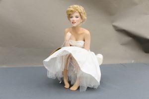 フランクリンミント社製 マリリンモンロー人形の買取