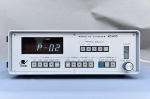 RION(リオン) 粒子計数器 パーティクルカウンター KC-01D 買取