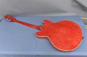 中井楽器 John Bennet(ジョンベネット) エレキギター 後ろ
