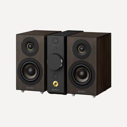 SONY(ソニー) コンパクトオーディオシステム ハイレゾ音源対応 Bluetooth対応スピーカーシステム CAS-1