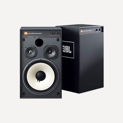 JBL(ジェイ・ビー・エル)4312E 30cm 3ウェイ コントロールモニター買取