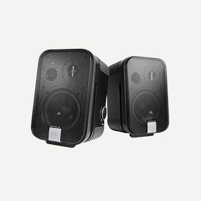 JBL(ジェイ・ビー・エル)control one 10cm 2ウェイ コンパクトスピーカー買取