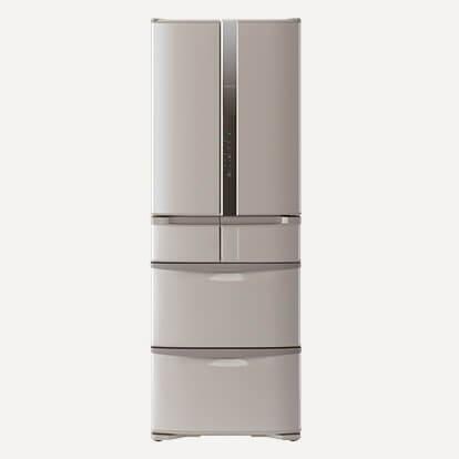 HITACHI(日立製作所)真空チルド R-F440F 6ドア 430L 冷蔵庫買取