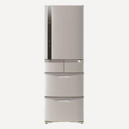 HITACHI(日立製作所)フロストリサイクル冷却 ビッグ&スリム 60 R-K42F 5ドア 401L 冷蔵庫買取