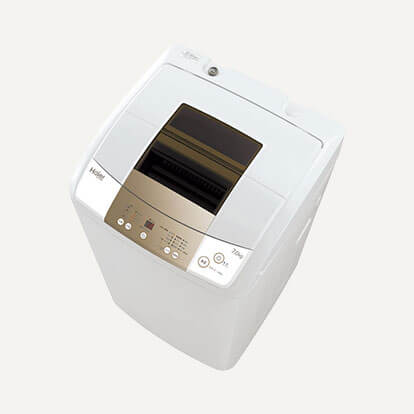 Haier(ハイアール)UW-A1 7kg 簡易乾燥機能付洗濯機の買取