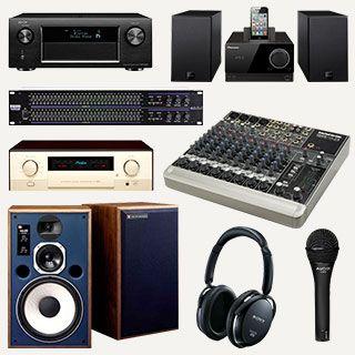 アンプやスピーカーなどの中古オーディオ機器の買取なら広島リサイクルショップくん