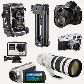 カメラ・レンズの買取なら広島リサイクルショップくん
