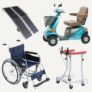 介護ベッドやセニアカーなど介護用品の買取なら広島リサイクルショップくん