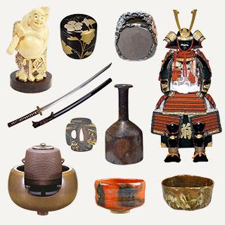骨董品の買取なら広島リサイクルショップくん